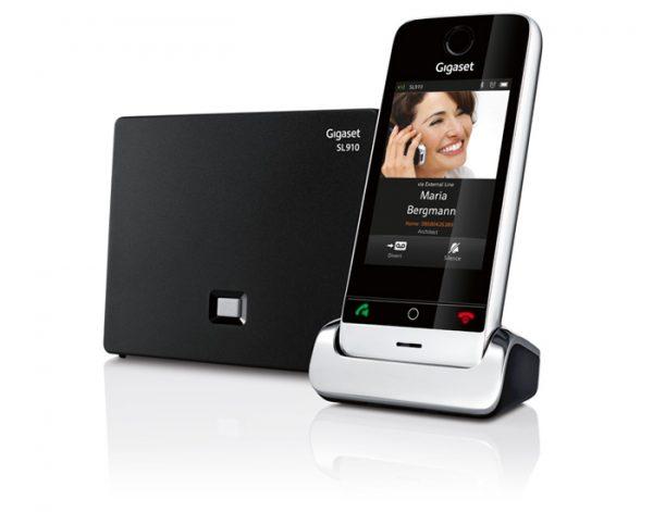 Gigaset SL910 kablosuz telefon